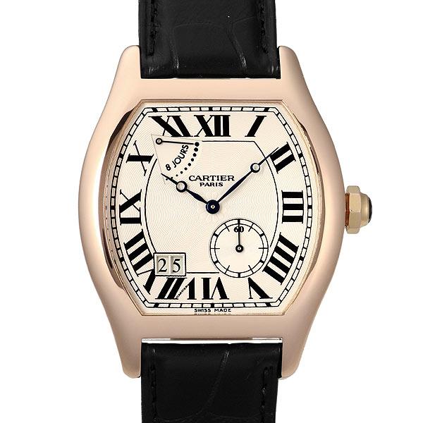 カルティエの時計、トーチュXL 8デイズ(ピンクゴールド)買取事例