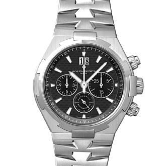 ヴァシュロン・コンスタンタンの時計、オーバーシーズクロノ(Ref:49150 B01A 9097)高価買取中です!