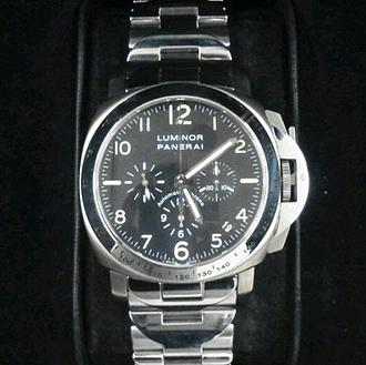 パネライ 時計 買取 PAM00074
