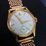 パテック フィリップ アンティーク腕時計の買取事例