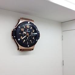 ウブロ ビッグバン掛け時計