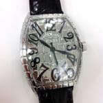 フランクミュラー 時計 トノーカーベックス 高価買取