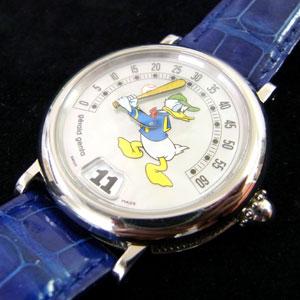 ジェラルドジェンタ 腕時計 レトロファンタジー