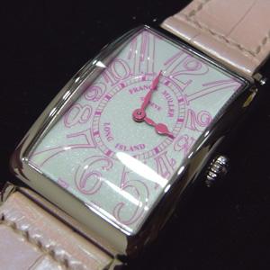 フランクミュラー レディース時計 高価買取 MOMO2