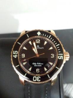 ブランパン 腕時計 フィフティファゾムス 5015.3630.52