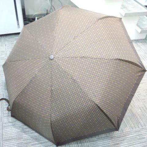 ルイヴィトン 小物 パラプルュイオンデー 折りたたみ傘 M70123