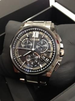 シチズン 腕時計 アテッサ エコドライブ BY0094-79E