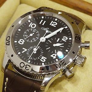 ブレゲ 腕時計 アエロナバル タイプXX クロノグラフ 3800ST/92/9W6