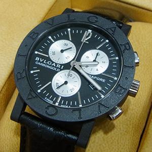ブルガリ 腕時計 高価買取 ブルガリブルガリ クロノグラフ