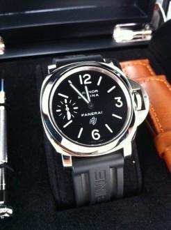 パネライ 腕時計 ルミノールマリーナ OPロゴ PAM00005