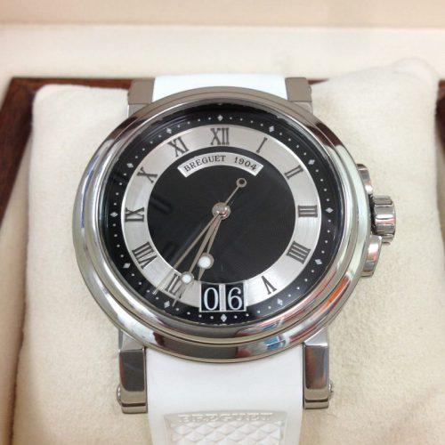 ブレゲ 腕時計 マリーン2 ラージデイト 5817ST/92/5V8