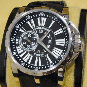 ロジェデュブイ 腕時計 エクスカリバー K18WG EX42 7709.71R