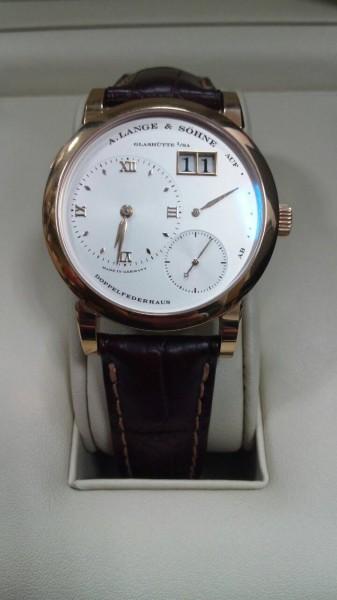 ランゲ&ゾーネ 腕時計 高価買取 ランゲ1