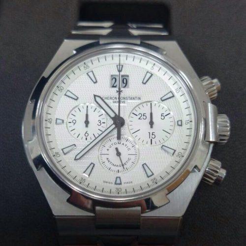 ヴァシュロンコンスタンタン 腕時計 オーヴァーシーズ クロノ