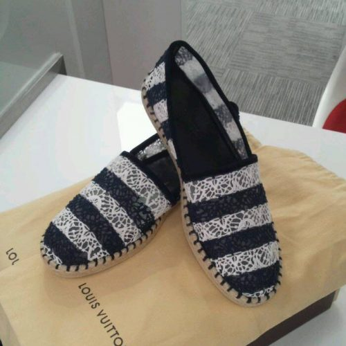 ルイ・ヴィトンの靴、エスパドリーユの買取事例