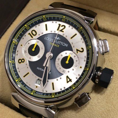 ルイ・ヴィトン 腕時計 タンブール 限定品
