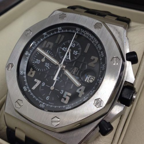 オーデマピゲ ロイヤルオーク オフショア 銀座限定モデルの買取事例