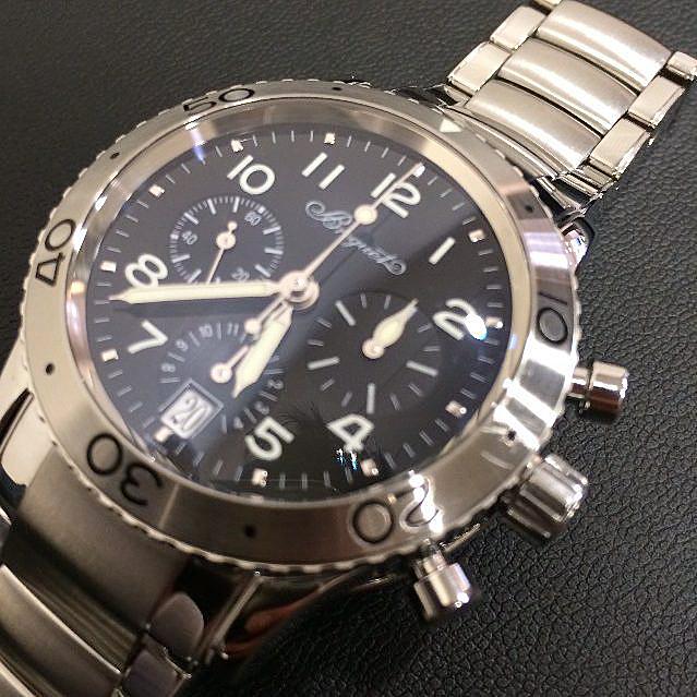 ブレゲの時計、タイプXX トランスアトランティックの買取事例