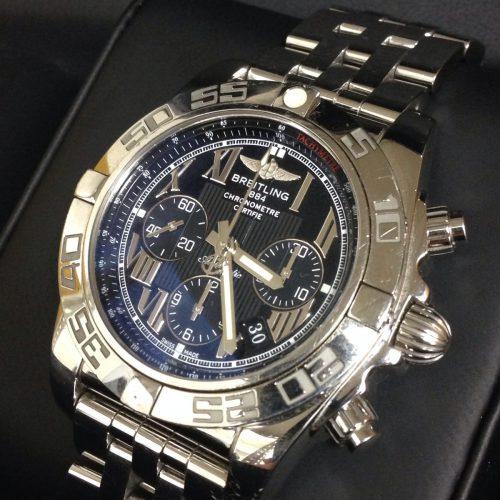 ブライトリング 腕時計 クロノマット44 SSステンレス
