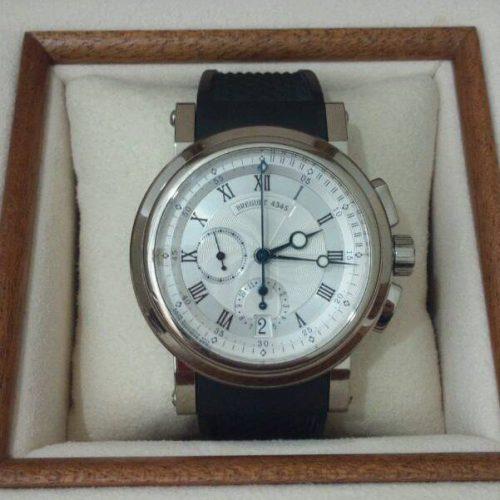 ブレゲ マリーン2 K18WGの買取事例と、天才時計師ブレゲのお話