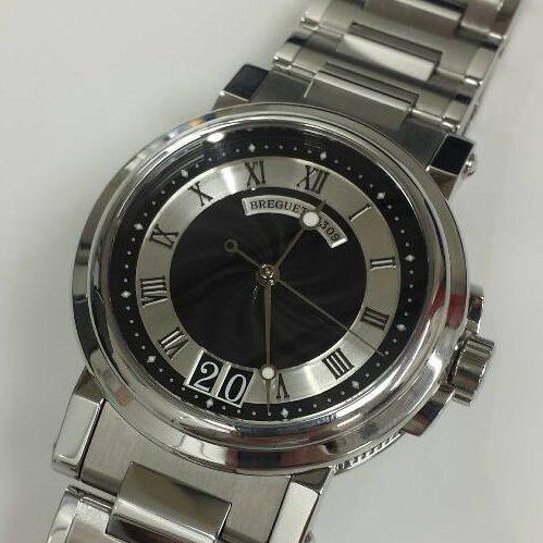 ブレゲ 腕時計 マリーンⅡ ラージデイト