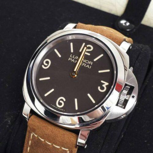 パネライ 腕時計 ルミノールベース ブティック限定モデル