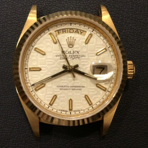 ロレックス 腕時計 デイデイト K18YG