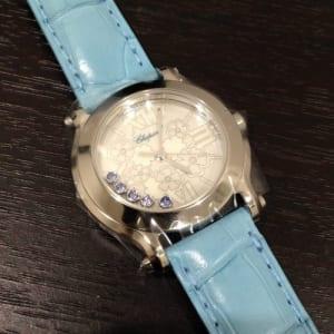 ショパール 腕時計 ハッピースポーツ マークⅡ 日本限定