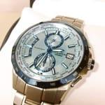 カシオ ソーラー電波腕時計 オシアナス マンタ(OCW-S2000P-2AJF)の買取事例