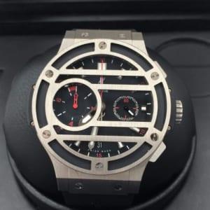 ウブロ ビッグ・バン チャッカー・バン 世界500本限定モデルの買取事例