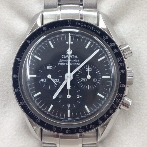 オメガ スピードマスター プロフェッショナルの買取事例 ~NASAの公式時計~