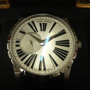 ロジェデュブイ 腕時計 エクスカリバー