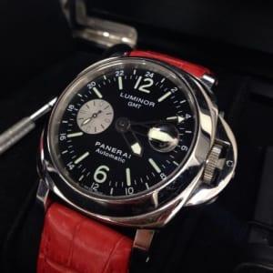 パネライ 腕時計 ルミノール GMT PAM00088