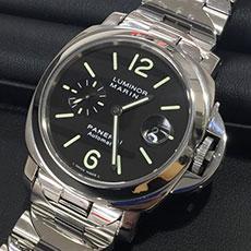 パネライの腕時計 ルミノールマリーナPAM00220の買取事例@神戸元町店