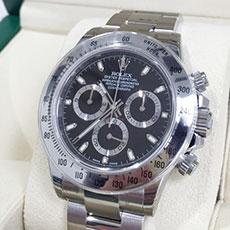 ロレックス デイトナRef.116520の買取事例@なんば店 ~男の憧れの腕時計 デイトナ~