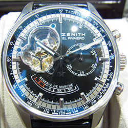 ゼニスの時計、クロノマスターの買い取り事例