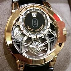 ハリーウィンストン 腕時計 オーシャン スポーツ