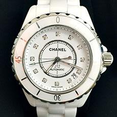 シャネル 腕時計 J12 高価買取 メンズ レディース ダイヤモンド 人気