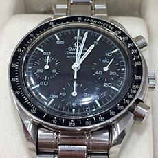 オメガ 腕時計 スピードマスター 高価買取 オートマチック プロフェッショナル オリンピック NASA アポロ計画