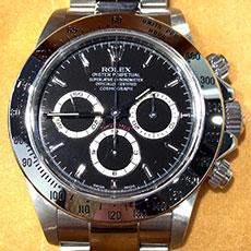 ロレックス 腕時計 デイトナ エル・プリメロ 廃盤 プレミア価格 高額査定 買取強化中 どこよりも高く買取