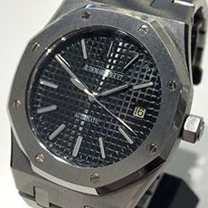 オーデマピゲ 時計 ロイヤルオーク 旧型 人気モデル 高額査定