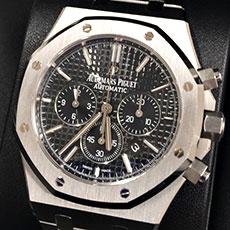 オーデマピゲ 時計 ロイヤルオーク クロノグラフ 人気モデル 高価買取