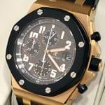 オーデマ ピゲ 時計 ロイヤルオーク オフショア クロノグラフ 人気モデル 高価買取
