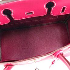 エルメス ハンドバッグ キャンディバーキン ローズティリアン バッグ内側 人気 希少 レア品 買取強化中
