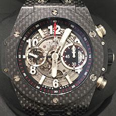 ウブロ 時計 ビッグバン ウニコ 高い人気 高価買取