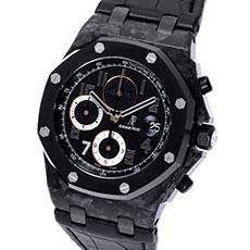 オーデマ・ピゲ 時計 ロイヤルオーク オフショア クロノグラフ 限定モデル 銀座7 銀座ブティック限定 希少モデル レア 26205AU.OO.D002CR.01 買取強化