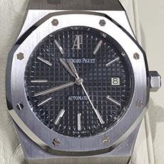 オーデマ・ピゲ 時計 ロイヤルオーク 旧型 鉄板 人気モデル 買取強化中
