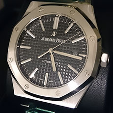 オーデマ・ピゲ 時計 ロイヤルオーク 新型 人気モデル 鉄板 高価買取