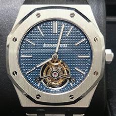 オーデマ・ピゲ 時計 ロイヤルオーク エクストラシン トゥールビヨン 26510st