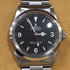 ロレックス 時計 エクスプローラー1 1016 人気 アンティークモデル 買取強化中